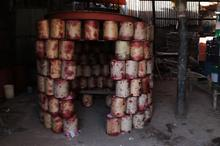Thumbnail for Anish Kapoor, Recycled in Dharavi, 2011
