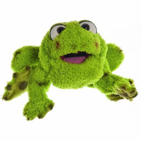 Rolf der Frosch w207