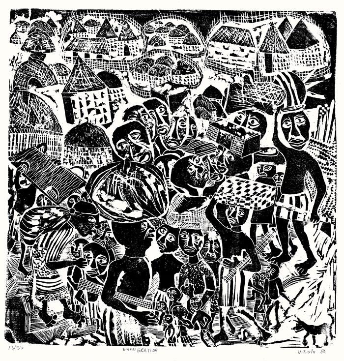 Emmigration (sic) (1986)