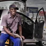 John's car wash at Mpumulelo Centre