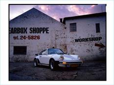 Porsche 930- Transvaal, 1985