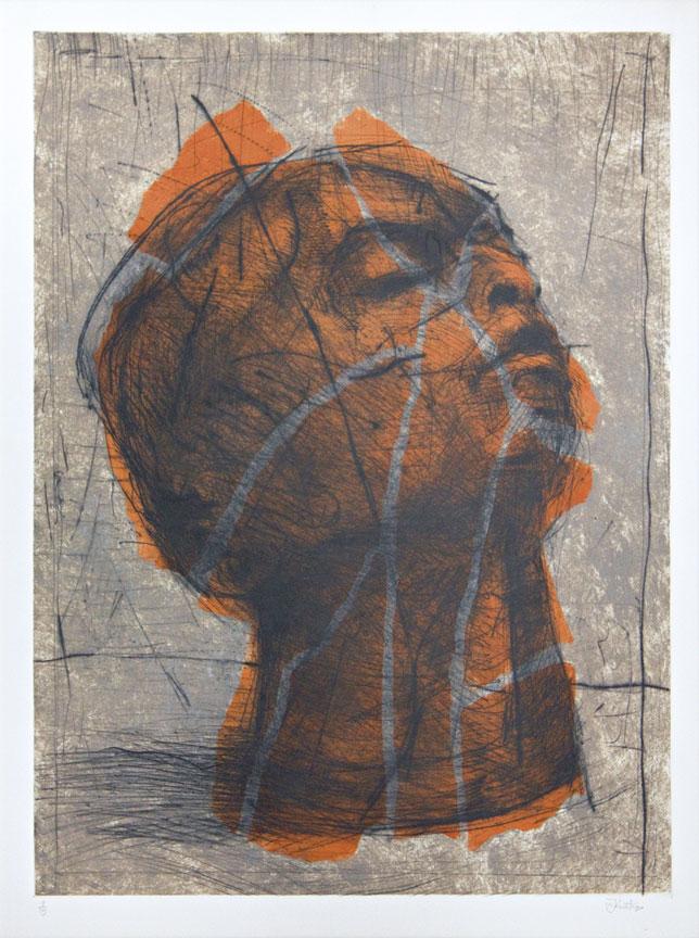 William Kentridge: Head - ON LOAN