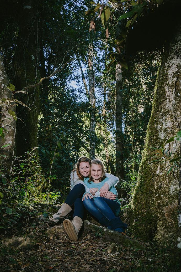 Knysna Forest Family Shoot