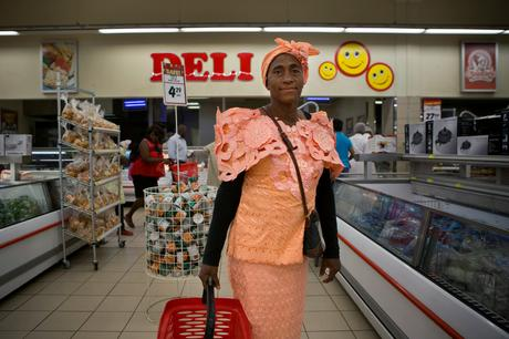 thumbnail for Jane Chibwe, 51, a self employed business woman. -Shoprite, Cairo Road, Lusaka, Zambia