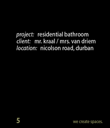 Thumbnail for nicolson road - bathroom