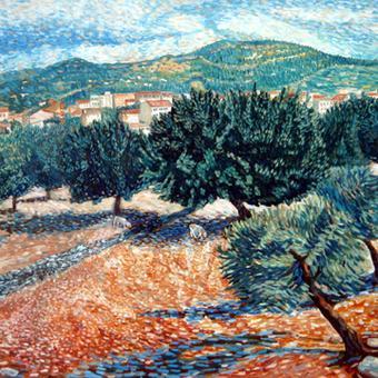 thumbnail for Carob Trees of Alaró - Abdal Basir Ojembarrena