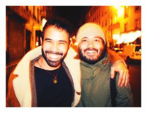 Thumbnail for GAZELLE IN PARIS NOUVEAU CASINO WINTER 2012