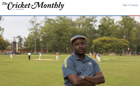 The Cricket Monthly (part of ESPNCricinfo) - Kigali Tales - Healing and Growth of Cricket in Rwanda
