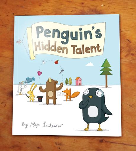 thumbnail for PENGUIN'S HIDDEN TALENT