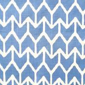 Oman col. Sky - Sheer & Weave