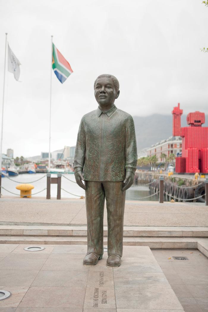 South Africa's Nobel Peace Prize Laureates - Nelson Mandela