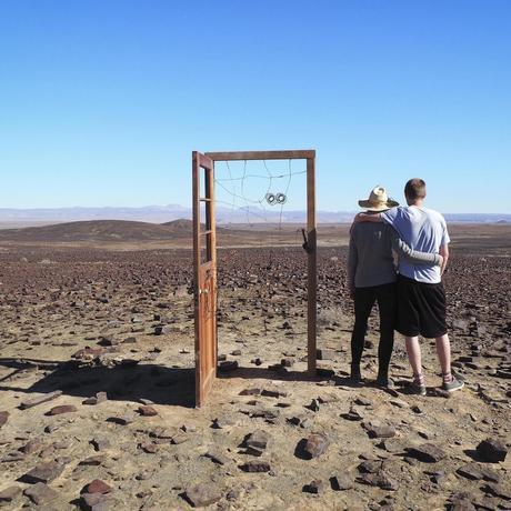 """Leli Hoch """"Obstructed Portal"""""""