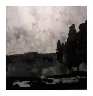Marcia Lusman    Tranquility     Acrylic    100 x 100cm    R8000.00 sold