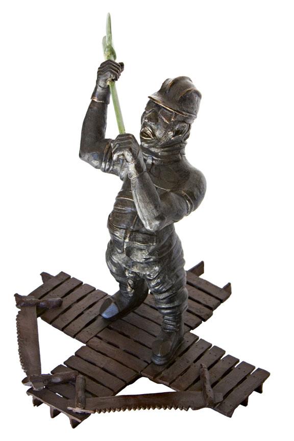 David Brown:  The lumberjack