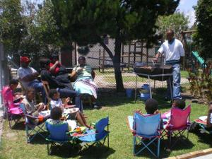 Thumbnail for New Year's Day Braai At HOKISA