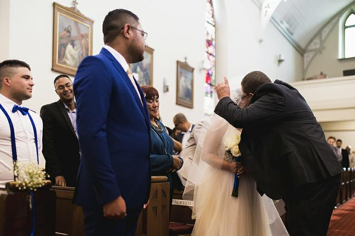 Oubaai Hotel Wedding - Lyle & Shaneel