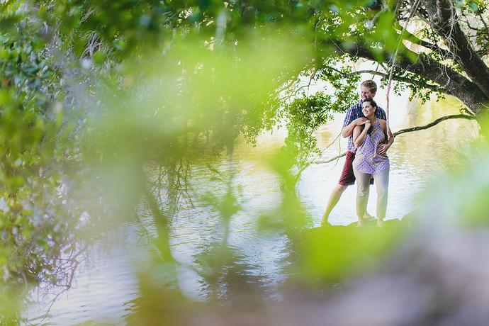 Kaaimans River Couple Shoot - André & Esther