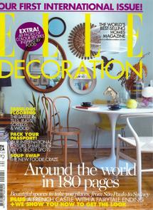 Thumbnail for Elle Decoration - Aug 2011