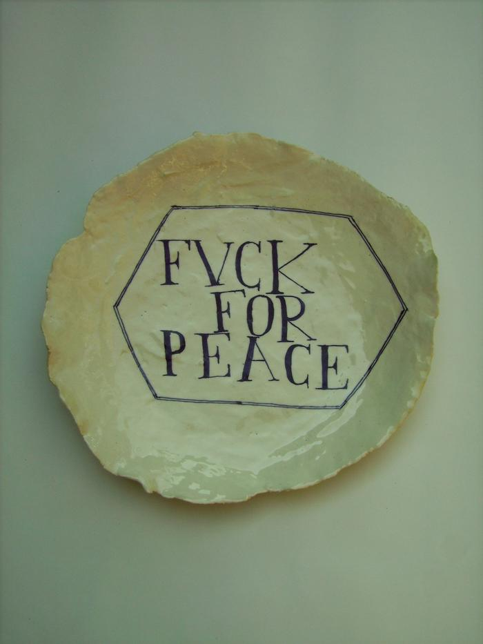 FUCK FOR PEACE