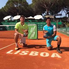 Thumbnail for SOUTH AFRICAN TENNIS PROS IMPRESS ON THE GLOBAL TOURS
