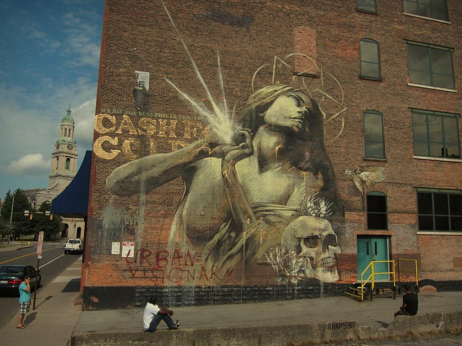 Rhapsody (2012) by Faith47 (Rochester, New York)