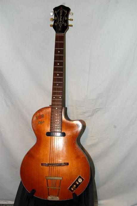 how to build a guitar collection
