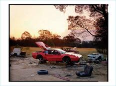 Ferrari 308 GTB- Advertisement