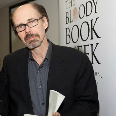 thumbnail for guest speaker jeffrey deaver