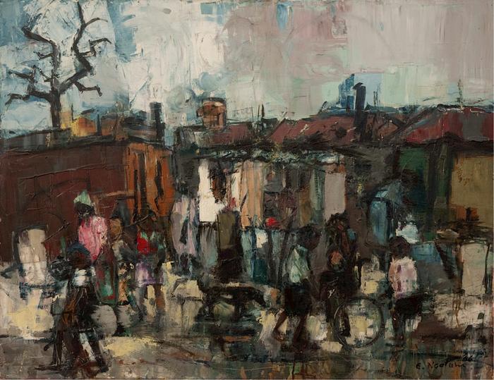 Pimville Location (The Slums) - SOLD