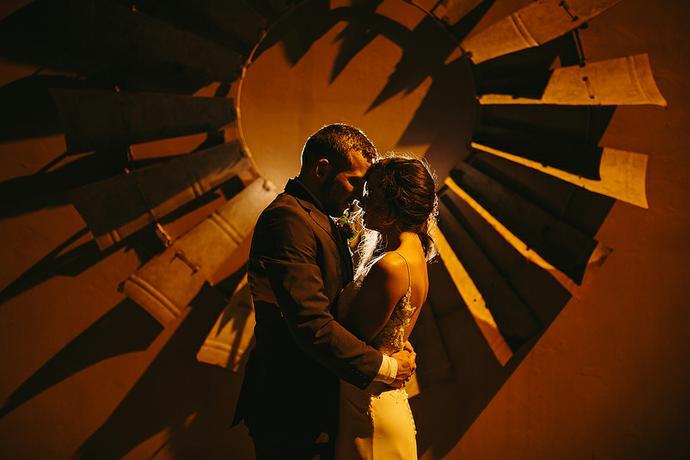 Oppie Plaas Venue Wedding - Tiaan & Melani