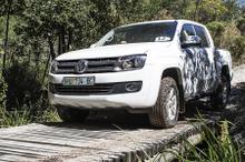 Thumbnail for Amarok 4x4'ing at Offcamber with André de Villiers