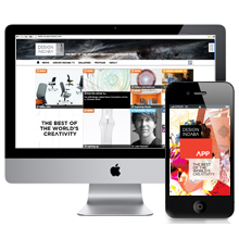 Digital product manager and content manager for Design Indaba (2012 – 2013)