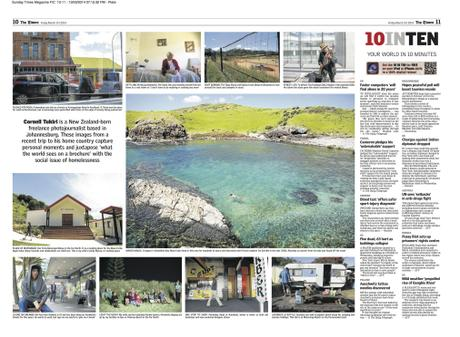 The Times (SA) - 10inTen Travel Images, New Zealand