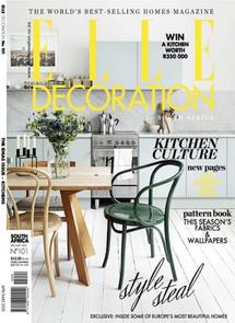 Thumbnail for ELLE DECO - APRIL 2015