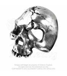 R174 Ruination Skull ring