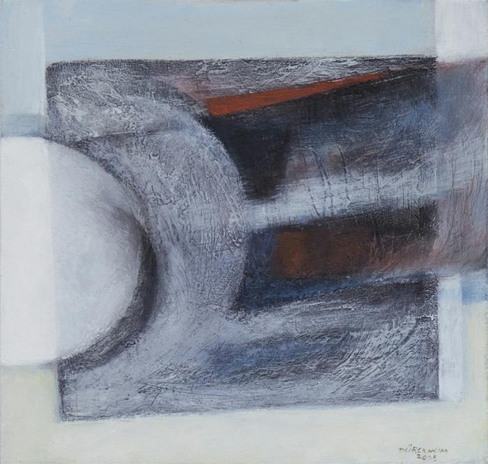 Abstract landscape I - SOLD
