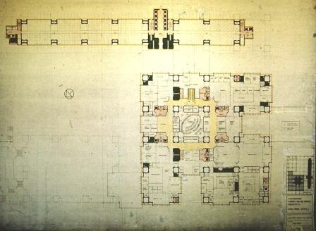 CT Civic Centre plan