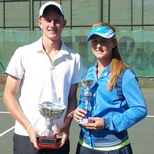 Thumbnail for CLEAN SWEEP FOR SOUTH AFRICAN TENNIS JUNIORS