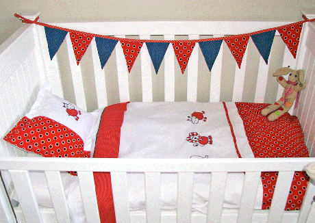 Banini Baby Linen Nursery Design South Africa Modern African