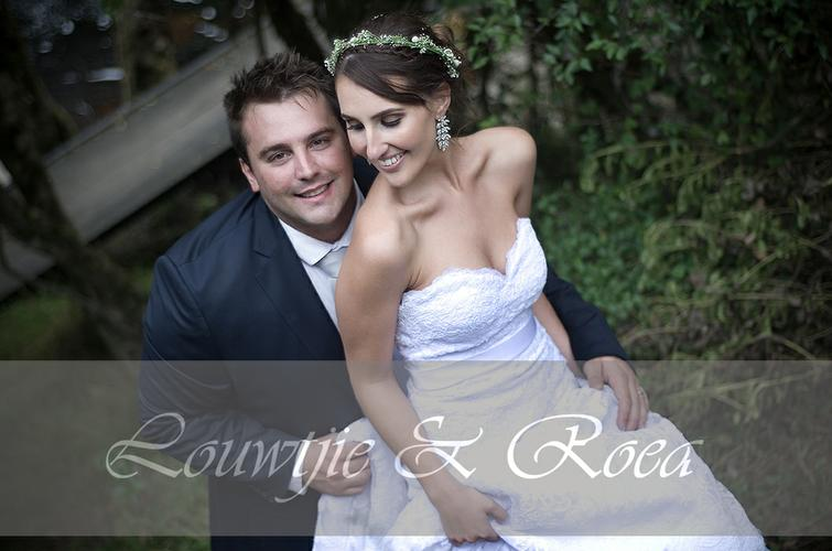 Thumbnail for Louwtjie & Roea's Wedding