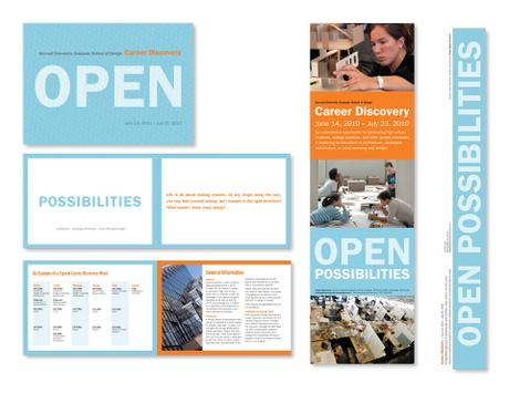 thumbnail for Career Discovery Program Brochure and Poster 2011