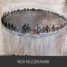Ndi Ngqinambi - Essentially Art