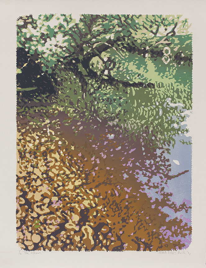 Tree reflexion