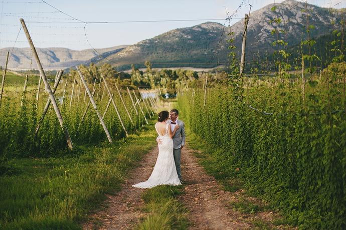 Garden Route Wedding - JP & Maret