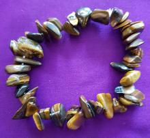 Tigers Eye, large chips