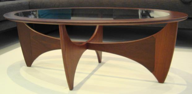 antique coffee table plans