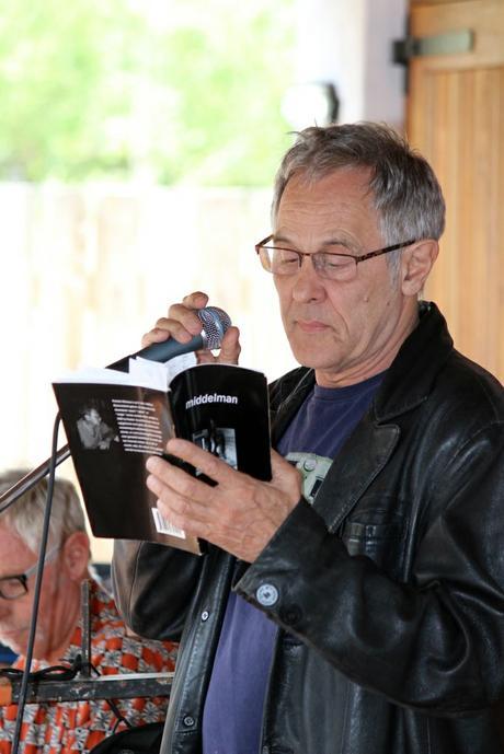 Marcel van Heerden reads from 'Middelman'