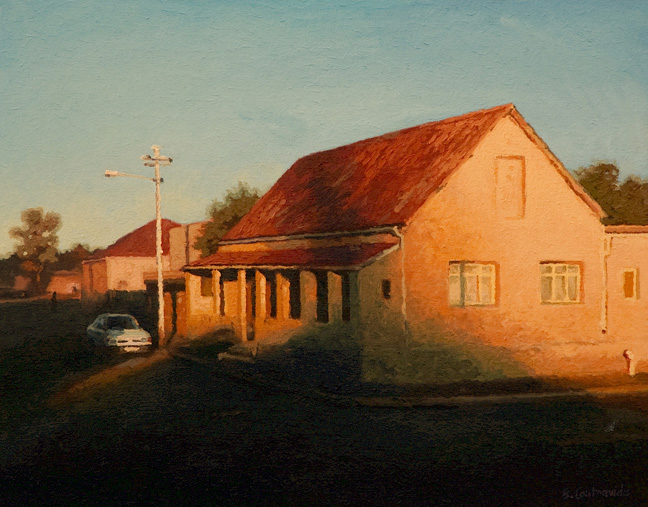 Corner Shadow, Beaufort West - SOLD