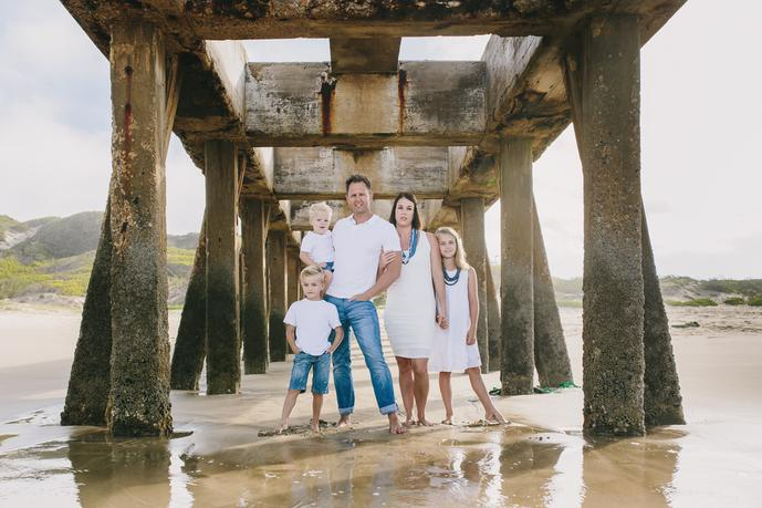 thumbnail for Creative Family Photography in Mossel Bay South Africa.