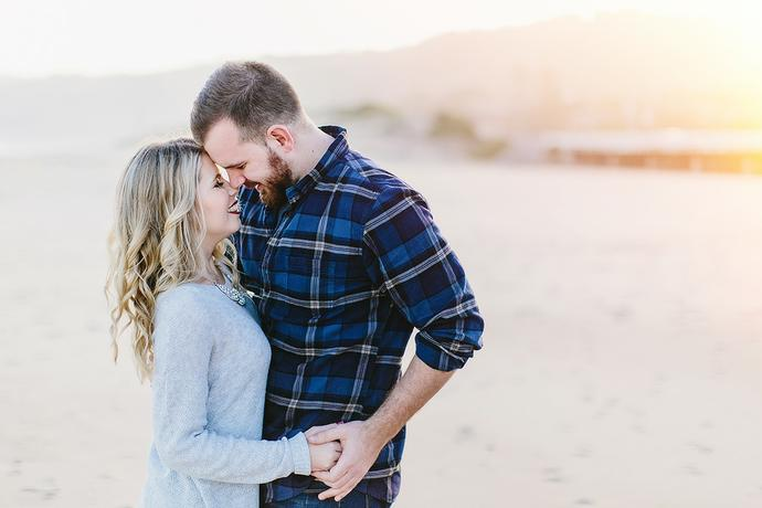 Garden Route Engagement Shoot - Lourens & Renette